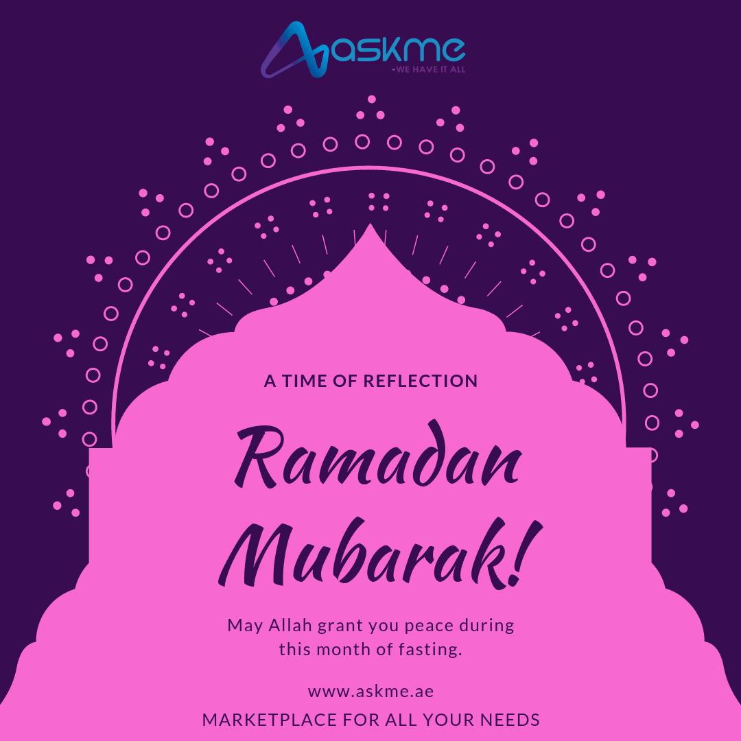 5 Things to Keep In Mind for Ramadan inDubai