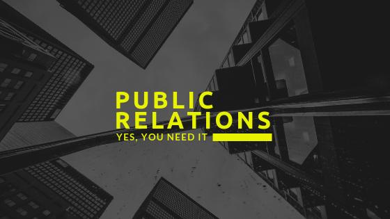 Your Brand NeedsPR!
